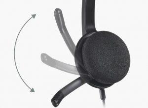 Logitech Headset H340 USB-3-