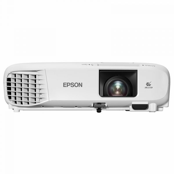 V11H983040 Epson Videoprojecteur EB W49 professionnel 3LCD WXGA 3800 Lumens