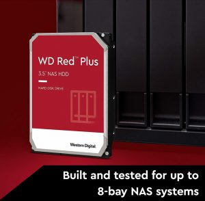 WD20EFAX-WD Red 2 To