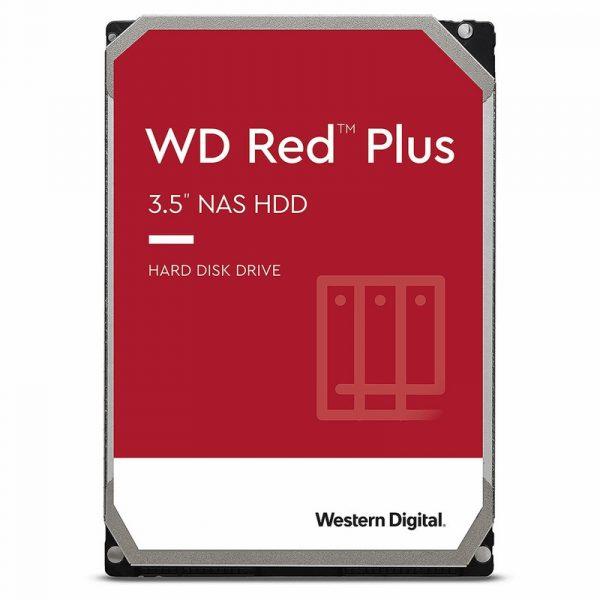 WD20EFZX Western Digital Disque dur Red Plus 2 To 3.5 SATA 128 Mo Serial ATA