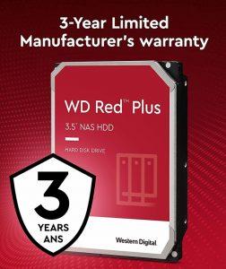Western Digital Red Plus WD20EFZX