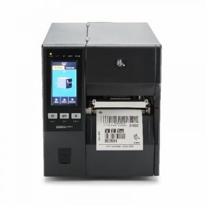 ZT411-Zebra Imprimante d'étiquettes thermique direct 203 dpi USB LAN Bluetooth