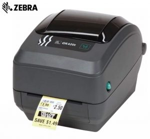 Zebra GK420D
