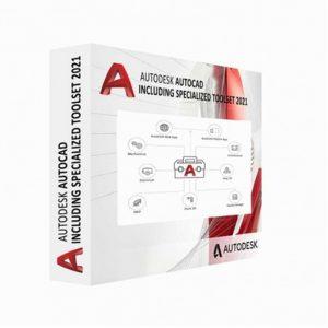 057M1-WW3251-T903-Autodesk AutoCAD LT 2021 Comm ELD mono-utilisateur Annuel 1 an