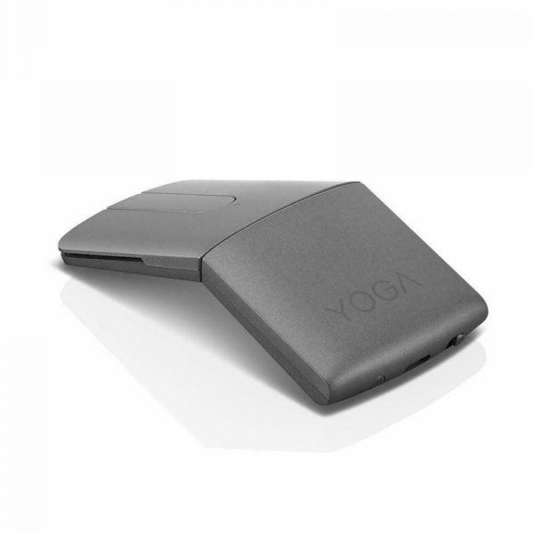 4Y50U59628 Lenovo Souris Yoga sans fil avec pointeur laser Bluetooth 5.0