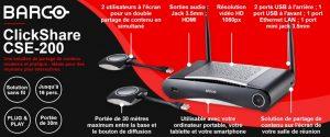 Barco ClickShare CSE-200-01-