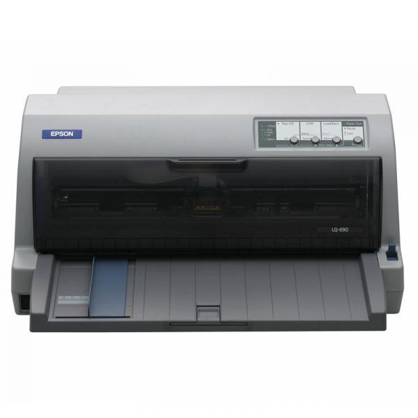 C11CA13041-Epson Imprimante matricielle LQ-690 USB 2.0