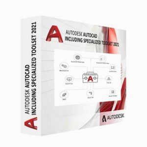 C1RK1-WW1762-L158-AutoCAD including specialized toolsets AD 1Y