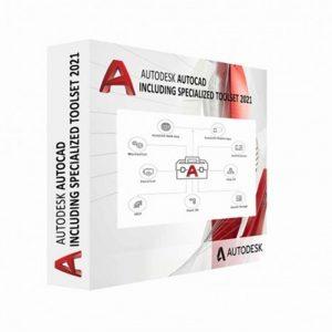 C1RK1-WW1762-T727-Autodesk Licence AutoCAD avec des outils spécialisés AD 1 Utilisateur 1 an