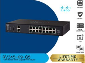 Cisco Small Business RV345-1-