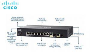 Cisco Small Business SG350-10P