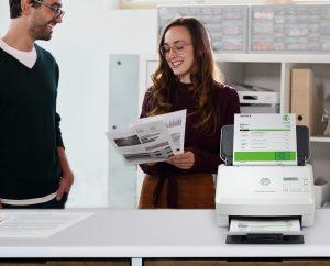 HP ScanJet Enterprise Flow 5000 s5-02-