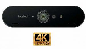 Logitech BRIO 4K-4-