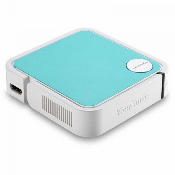 M1 mini Plus-ViewSonic Projecteur de cinéma de poche LED connecté avec haut-parleurs JBL